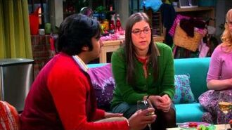 The Big Bang Theory Raj Joins Girls Night Season 6 - Warner Bros. UK