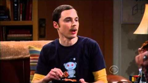 The Big Bang Theory 5x04 'The Wiggly Finger Catalyst' Promo HD