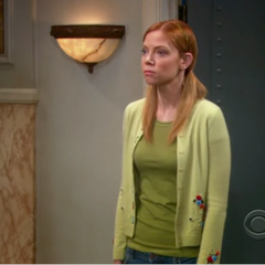 She thinks Penny is in love with Sheldon. Hello Shenny fans!