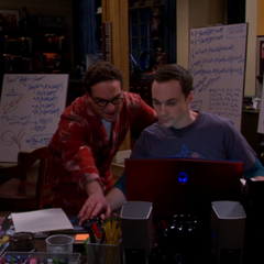 The guys sending their research out to the internet.