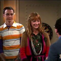 Leonard meets Dr. Elizabeth Plimpton.