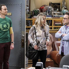 Sheldon you crossed the line.