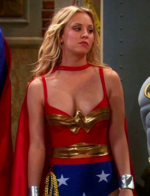 The justice league recombination the big bang theory wiki penny as wonder woman solutioingenieria Image collections