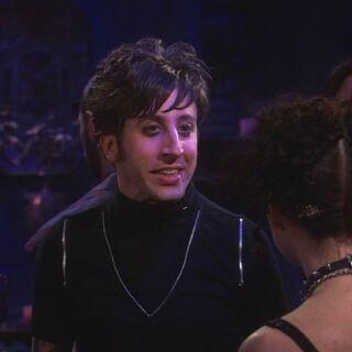 Howard meets Goth girl Bethany.
