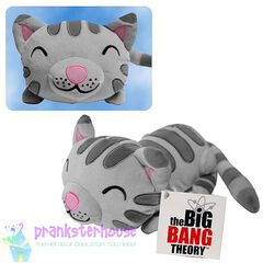 Soft Kitty Plushie