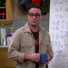 Working with Sheldon.