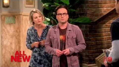 The Big Bang Theory - The 2003 Approximation Promo