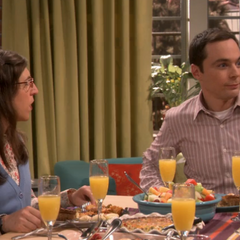 Sheldon realized he embarrassed Stuart.