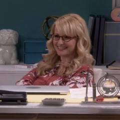 Bernadette tells her about her hideaway.