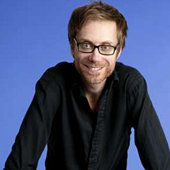 Stephen Merchant Guest Star