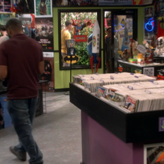 The old comic book store-2010.