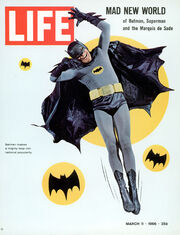 Batman Life magazine