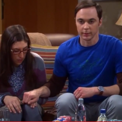 What are you doing Sheldon?