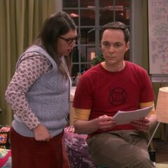 Sheldon realizes that they might be wrong.