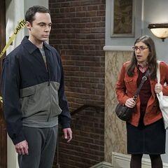 Sheldon has a classic dilemma. 4A or 4B?