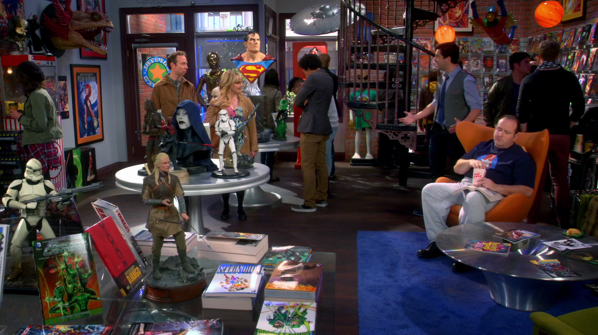 The Occupation Recalibration The Big Bang Theory Wiki
