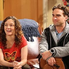 Sara and Johnny.
