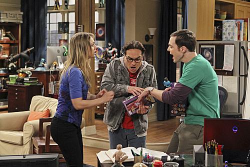 The Big Bang Theory Figuren