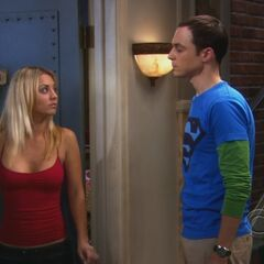 Sheldon apologizes.