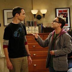 S01E15 - talking with Leonard