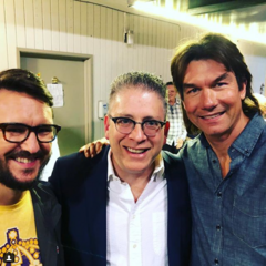 """Stand by Me"" reunion & Bill Prady."