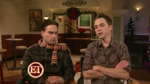 The Big Bang Theory Cast Holiday Interview