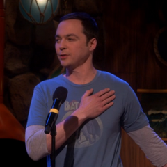 Sheldon sings