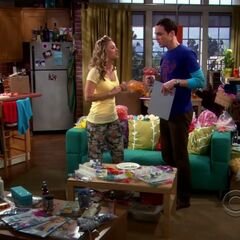 Sheldon is going to help Penny with her business.