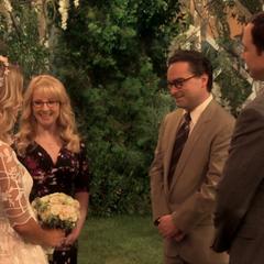 I now pronounce you husband and wife.