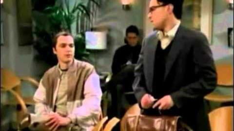 The Big Bang Theory Unaired Pilot Scene 1