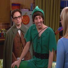 I am Peter Pan.