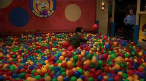 Bazinga at the Ballpit