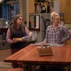 Sheldon is still clueless.