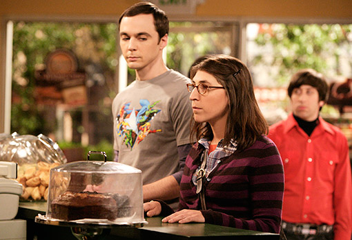 Sheldon amy hook up