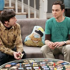 Sheldon wants to play/experiment with their kids.