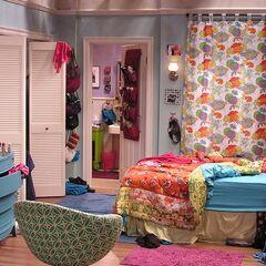 Penny's bedroom