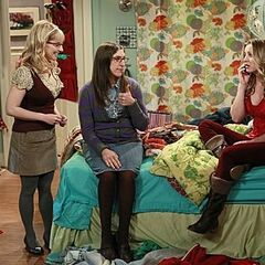 Penny coming to terms with being a bully back in school with the help of Amy and Bernadette.