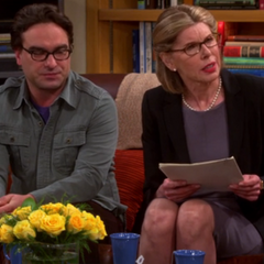 When did you first notice Sheldon's brilliant mind?