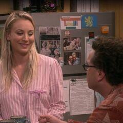 Penny wants Leonard.