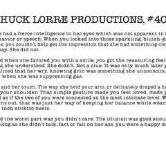 Chuck Lorre Productions, #408.