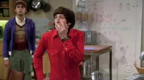 "Howard Wolowitz - ""The Wolowitz Repulsion Effect"""