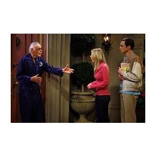 Stan at his door