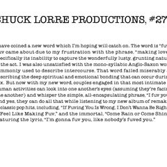 Chuck Lorre Productions, #274.