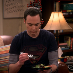 Sheldon realizes that him not going on the bus will show his remorse.