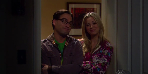 When does leonard and penny start hookup again