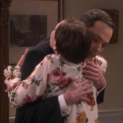 Motherly hug.