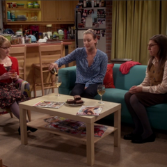 Girls' night continues even after Shamy.