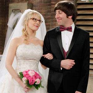 Wolowitz mother wedding gifts