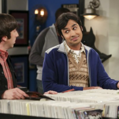 Raj is willing to ask Ramona out.