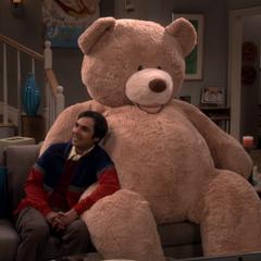 Bear and Raj.